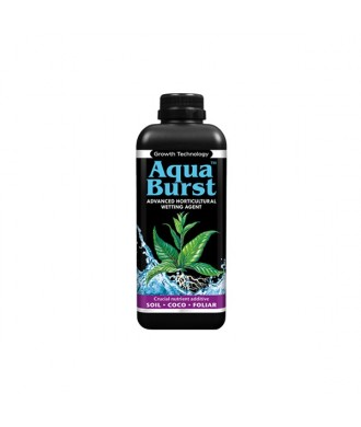 Growth Technology Aqua Burst Soil-Coco-Foliar