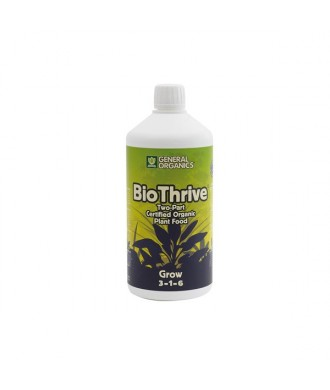 GHE General Organics BioThrive
