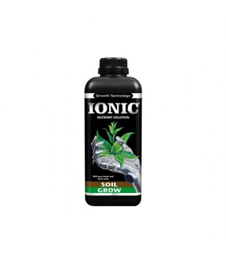 Growth Technology Ionic Soil Grow